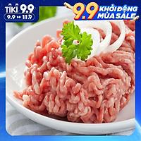 [Chỉ giao HCM] - Thịt Heo Xay - Minced ( Ground) Pork - 500gram