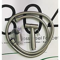 Vòi xịt vệ sinh Inox 304 hàng cao cấp chất lượng Quốc tế E7-VX304