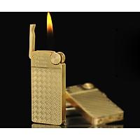 Hột Quẹt Bật Lửa Ga Đá Mr Smoke 8000 - Quà Tặng Đẳng Cấp Thương Gia(họa tiết ngẫu nhiên)
