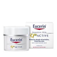 Kem Chống Lão Hóa Ban Ngày cho Da Khô Eucerin Q10 ACTIVE Day Cream for Dry Skin (50 ml)