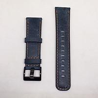 Dây da bò sáp thay thế dành cho Galaxy Watch 46mm / Samsung Gear S3