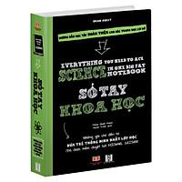 Sách - Sổ tay Khoa học - Á Châu Books ( Tiếng Việt, Lớp 4 - lớp 9 )