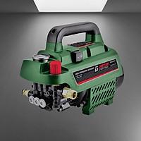Máy Rửa Xe Mini Gia Đình DEKTON DK-2800A Công Suất Mạnh 2800W Chỉnh Áp 100% Lõi Đồng- Hàng Chính Hãng Bosch