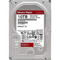 Ổ Cứng HDD NAS WD Red 10TB - WD101EFBX - Hàng chính hãng