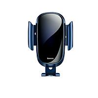 Giá đỡ điện thoại xoay 360 độ Baseus gắn trên cửa gió điều hòa ô tô, xe hơi SUYL-WL01, Tự động điều chỉnh kích thước, Phù hợp với nhiều loại điện thoại khác nhau với kích thước màn hình từ 4