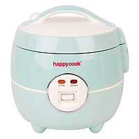 Nồi cơm điện nắp gài Happy Cook HCJ-120T (1.2L) - Hàng chính hãng