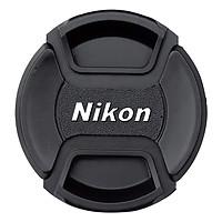 Nắp Ống Kính Nikon 82mm (Đen) - Hàng Nhập Khẩu