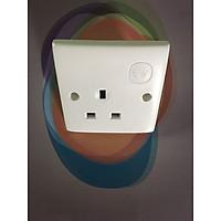 Ổ cắm điện âm tường 3 lỗ