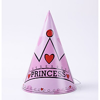 Mũ giấy sinh nhật Princess Combo 6 chiếc
