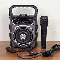 Loa Karaoke Bluetooth Mini P668,669 giao màu ngẫu nhiên - Cho Cuộc Sống Luôn Yên Vui