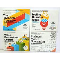 Sách-Kiểm chứng ý tưởng kinh doanh-Tạo lập mô hình kinh doanh-Thiết kế giải pháp giá trị-Tạo lập mô hình doanh nghiệp