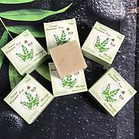 Xà phòng handmade Chùm ngây - set 6 soap Adeva Naturals