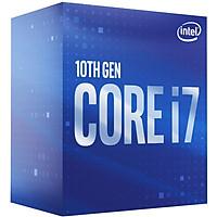 Bộ vi xử lý CPU Intel i7 - 10700 ( 2.9GHz Turbo up to 4.8GHz , 8 Core , 16 Threads , 16MB Cache , 65W ) - Hàng Chính Hãng