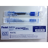 Compo 5 ruột bút ký Pentel BL57 màu xanh
