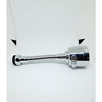 Đầu vòi rửa bát tăng áp lực nước 2 chế độ phun
