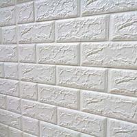 COMBO 5 miếng xốp dán tường cách âm ,cách nhiệt 3D giả gạch hàn quốc-khổ 70x77cm