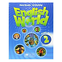 English World 2 PB + eBook Pk
