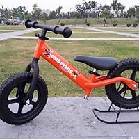 Xe chòi chân thăng bằng giúp Bé vận động- Mẫu mới nhất 2019- Màu cam