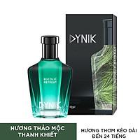 Nước Hoa Nam DYNIK Thư Giãn Đồng Xanh- Hương Thảo Mộc Thanh Khiết 50ml