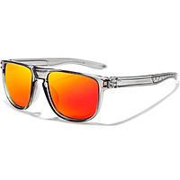 Men Women Simple Outdoor Sports Polarized Sun Glasses