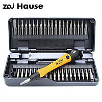 zai Hause Precision Screwdriver Kit 41 in 1 with 40 Bits Screwdriver Bit Set Nut Driver Magnetic Screwdriver Set with