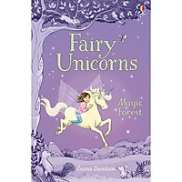Usborne Fairy Unicorns The Magic Forest