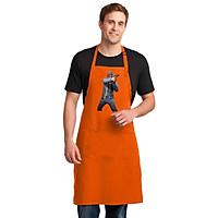 Tạp Dề Làm Bếp In Hình Game ,Trò Chơi Pugg - Mẫu016