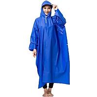 Áo mưa cánh dơi cao cấp vải dù trơn