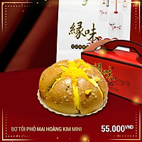 [Chỉ giao HN] Bánh Mì Bơ Tỏi Sốt Hoàng Kim - mini