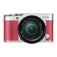 Combo Máy Ảnh Fujifilm X-A3 Kit 16-50 OIS - Tặng Thẻ 16GB + Túi Máy + Tấm Dán LCD - Hàng Chính Hãng