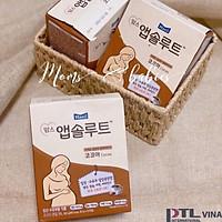 Sữa bầu Mom's Absolute - Hàn quốc - vị Cacao