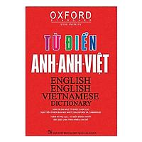 Từ Điển Anh - Anh - Việt (Bìa Cứng Cam)- Kèm Bút chì