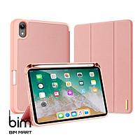 Bao da dành cho iPad Mini 6 2021 Dux Ducis Domo (có khay đựng bút) - Hàng Nhập Khẩu