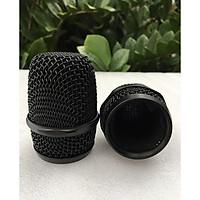 Lưới Chụp Của Microphone UGX 9 Màu Đen Ren Nhuyễn ( 1 Cặp )