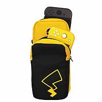Túi đeo chéo máy Switch mẫu Pikachu