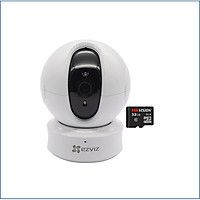 Camera Wifi thông minh EZVIZ C6CN 720P (CS-CV246-B0-1C1WFR) - TẶNG KÈM THẺ NHỚ 32GB - HÀNG CHÍNH HÃNG