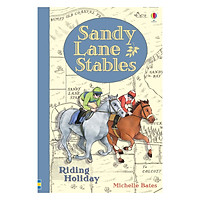 Usborne Sandy Lane Stables Riding Holiday