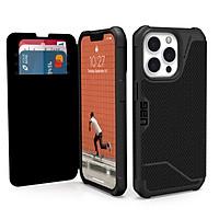 Bao Da dành cho iPhone 13/13 Mini/13 Pro/13 Pro Max UAG Metropolis Series - Hàng Chính Hãng