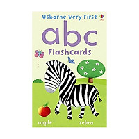 Very First Flashcards : ABC