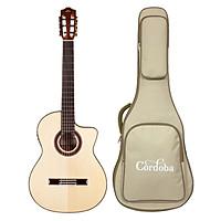 Đàn Guitar Classic Cordoba GK Studio - Thương hiệu Tây Ban Nha, phân phối Chính Hãng - Kèm Bao Cứng Cordoba Dày 5 Lớp