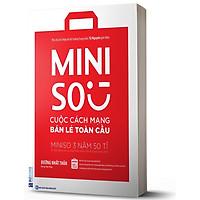 Sách - Miniso - Cuộc Cách Mạng Bán Lẻ Toàn Cầu - BizBooks