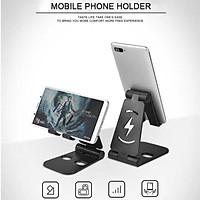 Universal Foldable Desktop Desk Stand Holder Mount for Cell Phone Tablet Pad