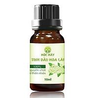 Tinh dầu hoa Lài (nhài) 10ml Mộc Mây - tinh dầu nguyên chất 100% từ thiên nhiên - chất lượng và mùi hương vượt trội