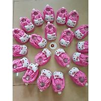 Giày sơ sinh Giày cho bé  giay vai cho be giày cho bé sơ sinh giay tre so sinh siêu xinh giá siêu mềm 0-6m