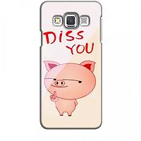 Ốp Lưng Samsung Galaxy A3 Pig Cute
