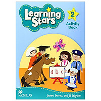 Learning Stars: Activity Book Level 2