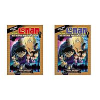 Combo Conan Hoạt Hình Màu - Kẻ Hành Pháp Zero Tập 1 + 2 (Bộ 02 cuốn)