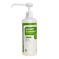 Nước rửa tay sát khuẩn nhanh ALFASEPT CLEANSER 4 - Diệt khuẩn nâng cao
