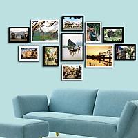 Bộ ảnh treo tường trang trí quán KA183