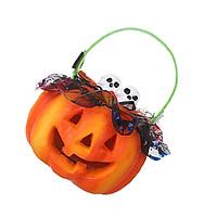 Halloween Hats Vocal Skull Lights Bubble Pumpkins Haunted House Pumpkin Lights